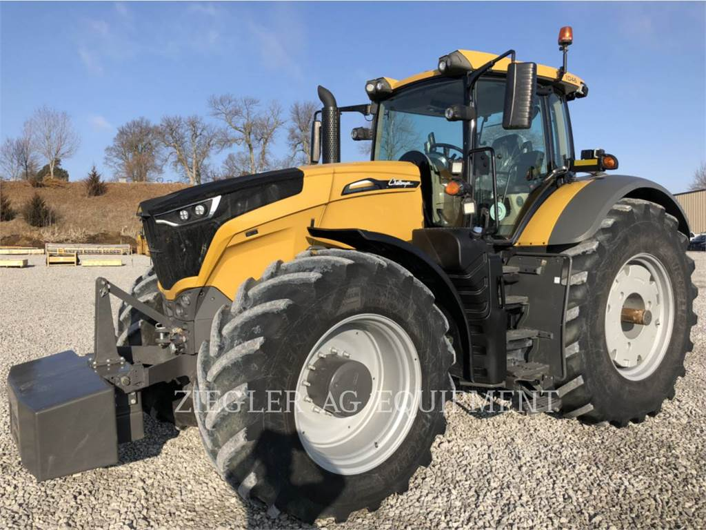 Challenger CH1046, tractors, Agriculture