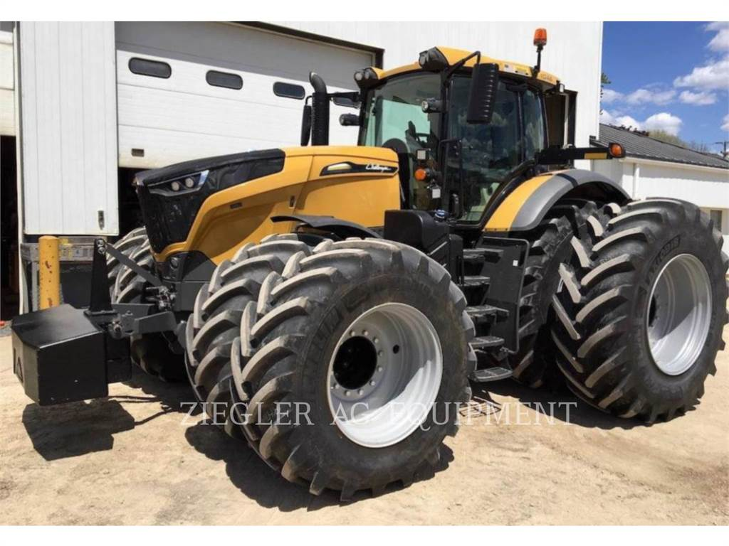 Challenger CH1046, tracteurs agricoles, Agricole