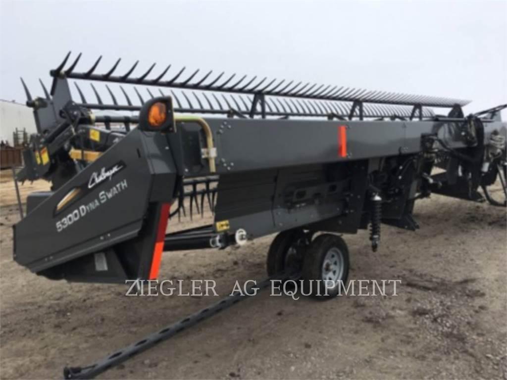Challenger CH5300, echipamente agricole pentru cosit, Agricultură