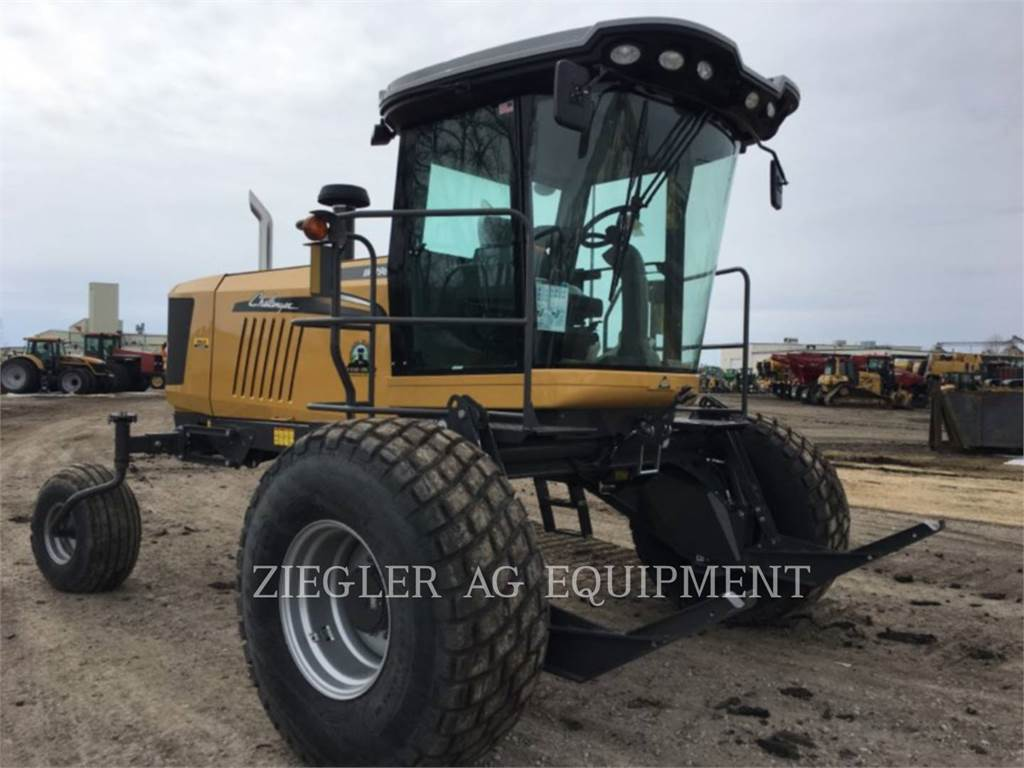 Challenger CHWR9840, hay equipment, Agriculture