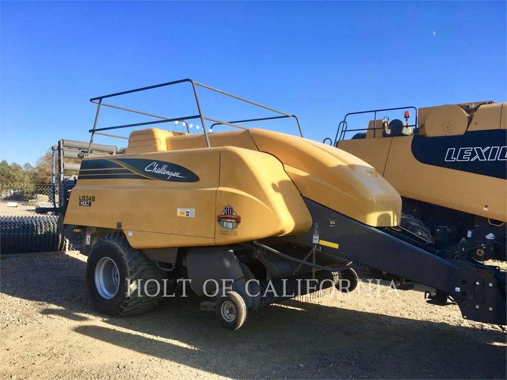Challenger LB34B, equipos agrícolas para forrajes, Agricultura