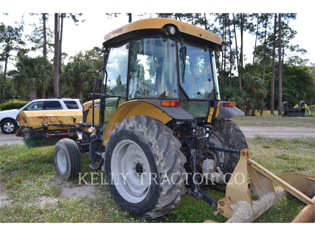 Challenger MT345B, road brooms, Grounds Care