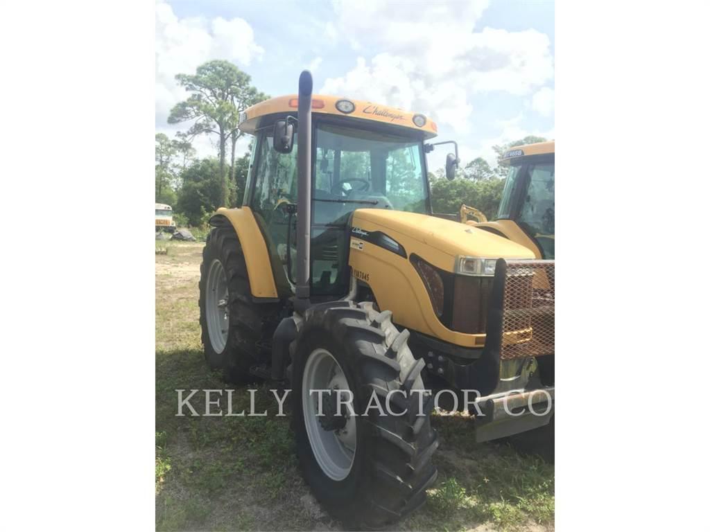 Challenger MT465B, tracteurs agricoles, Agricole