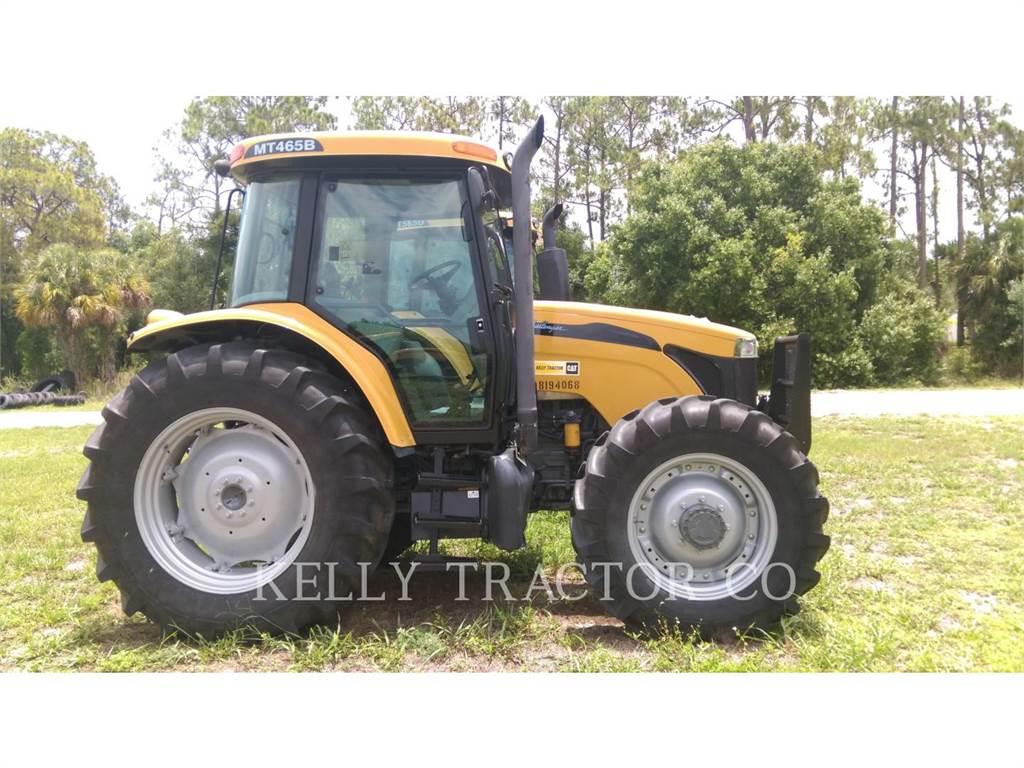 Challenger MT465B, ciągniki rolnicze, Maszyny rolnicze