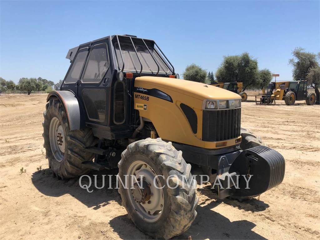 Challenger MT465B, agrarische tractoren, Landbouwmachines