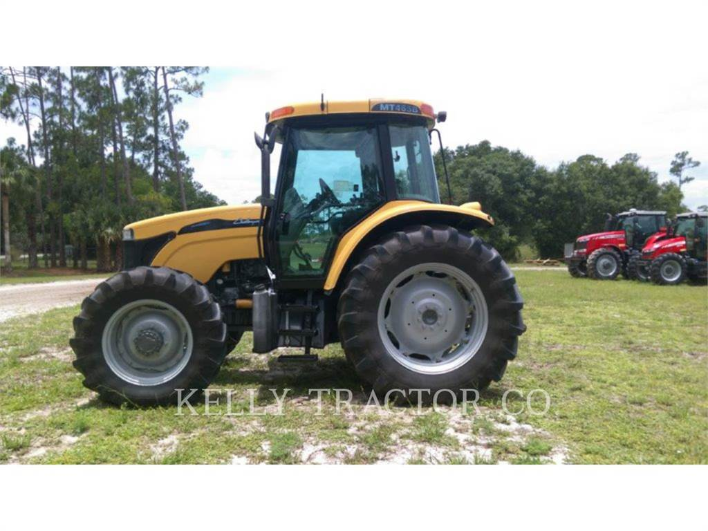 Challenger MT465B, tractores agrícolas, Agricultura