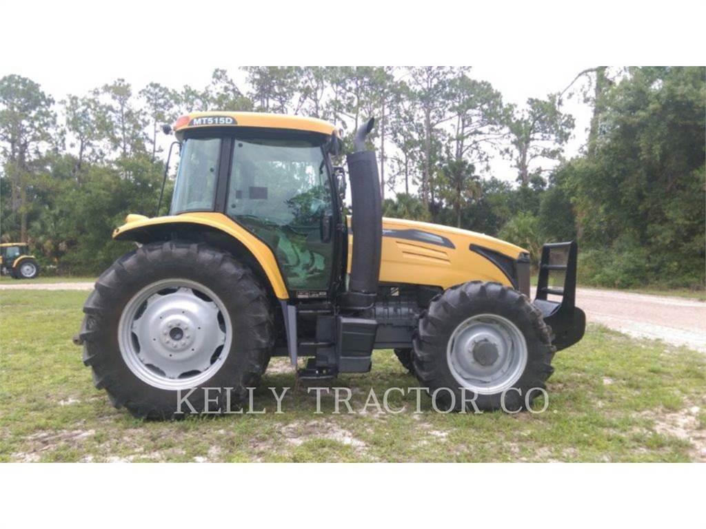 Challenger MT515D, tractores agrícolas, Agricultura