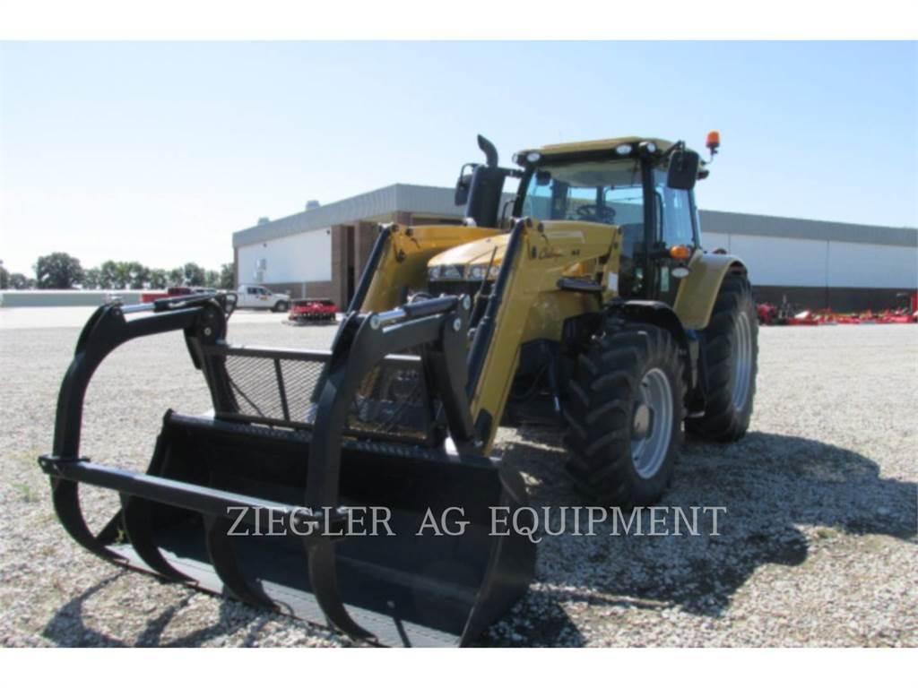 Challenger MT545E, tratores agrícolas, Agricultura