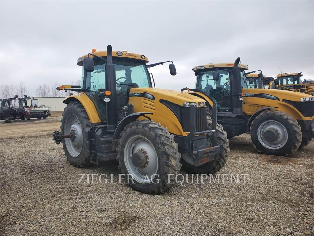 Challenger MT565D, tractors, Agriculture