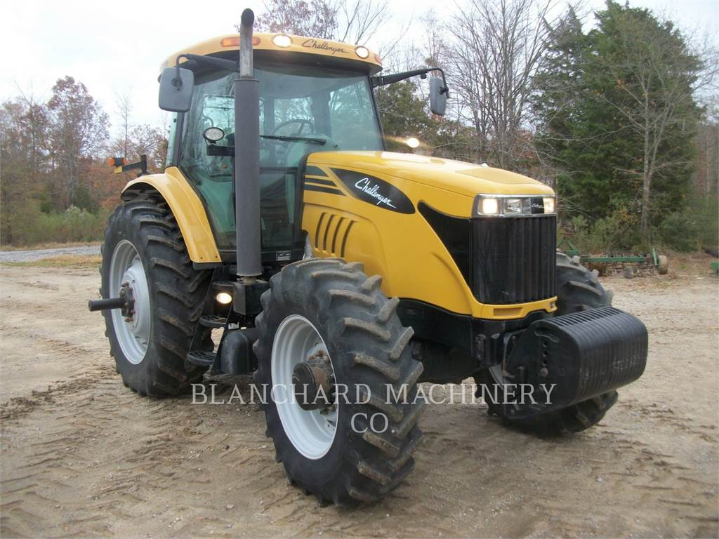 Challenger MT575B, tractors, Agriculture