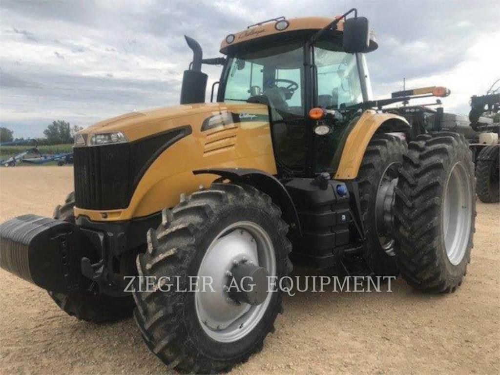 Challenger MT595D, trattori agricoli, Agricoltura
