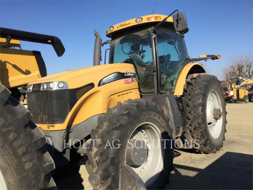 Challenger MT645C, ciągniki rolnicze, Maszyny rolnicze