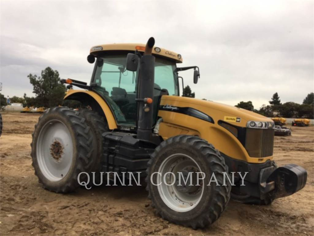 Challenger MT645D, tractores agrícolas, Agricultura
