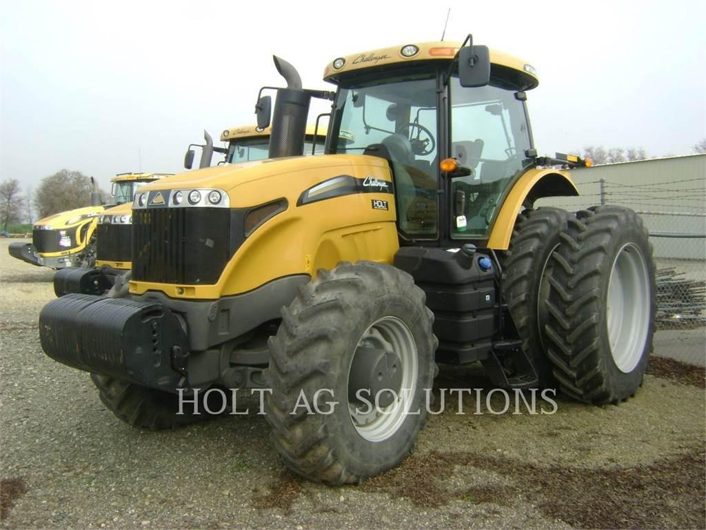 Challenger MT645D, trattori agricoli, Agricoltura
