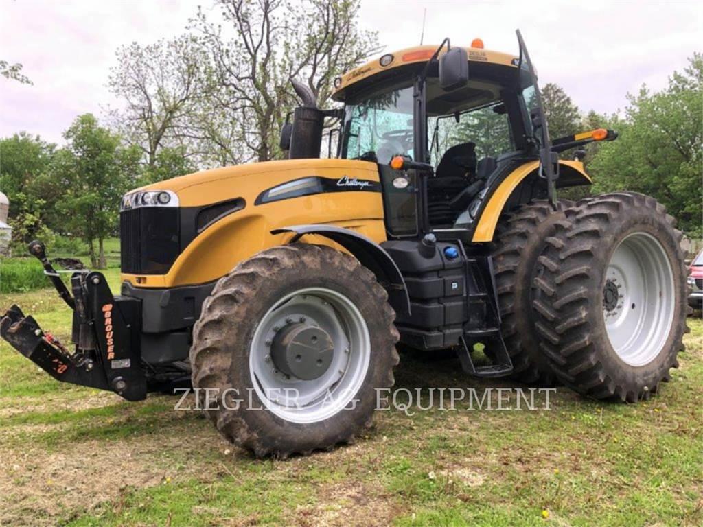 Challenger MT655D, tractoare agricole, Agricultură