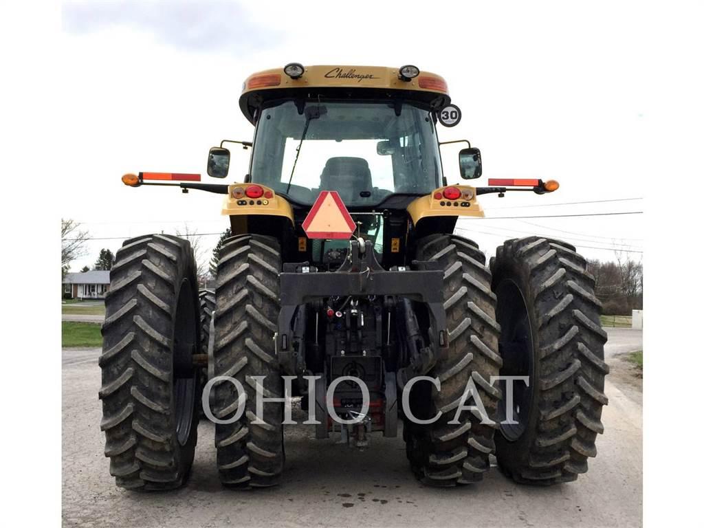 Challenger MT665D, tracteurs agricoles, Agricole