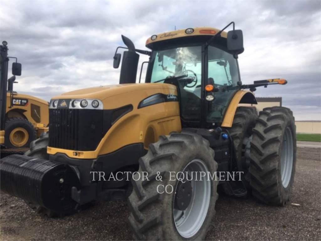 Challenger MT665D, trattori agricoli, Agricoltura