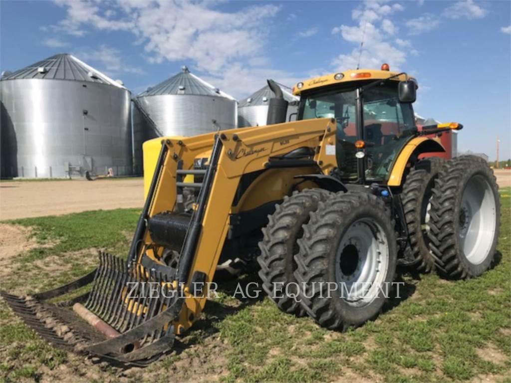 Challenger MT675D, tractoare agricole, Agricultură