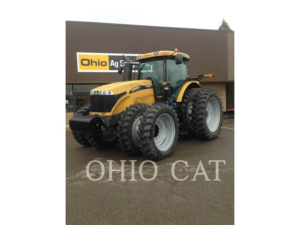 Challenger MT685D, landwirtschaftstraktoren, Landmaschinen