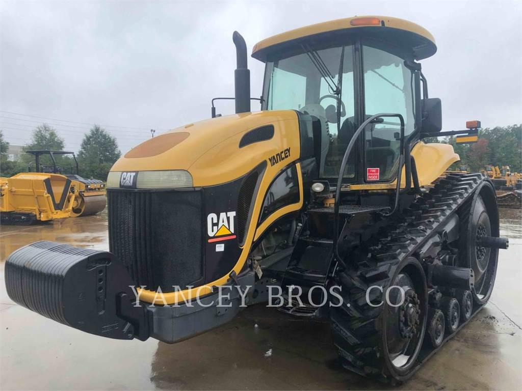 Challenger MT755, tracteurs agricoles, Agricole