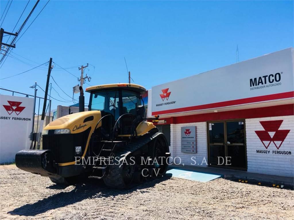 Challenger MT755B, tractors, Agriculture