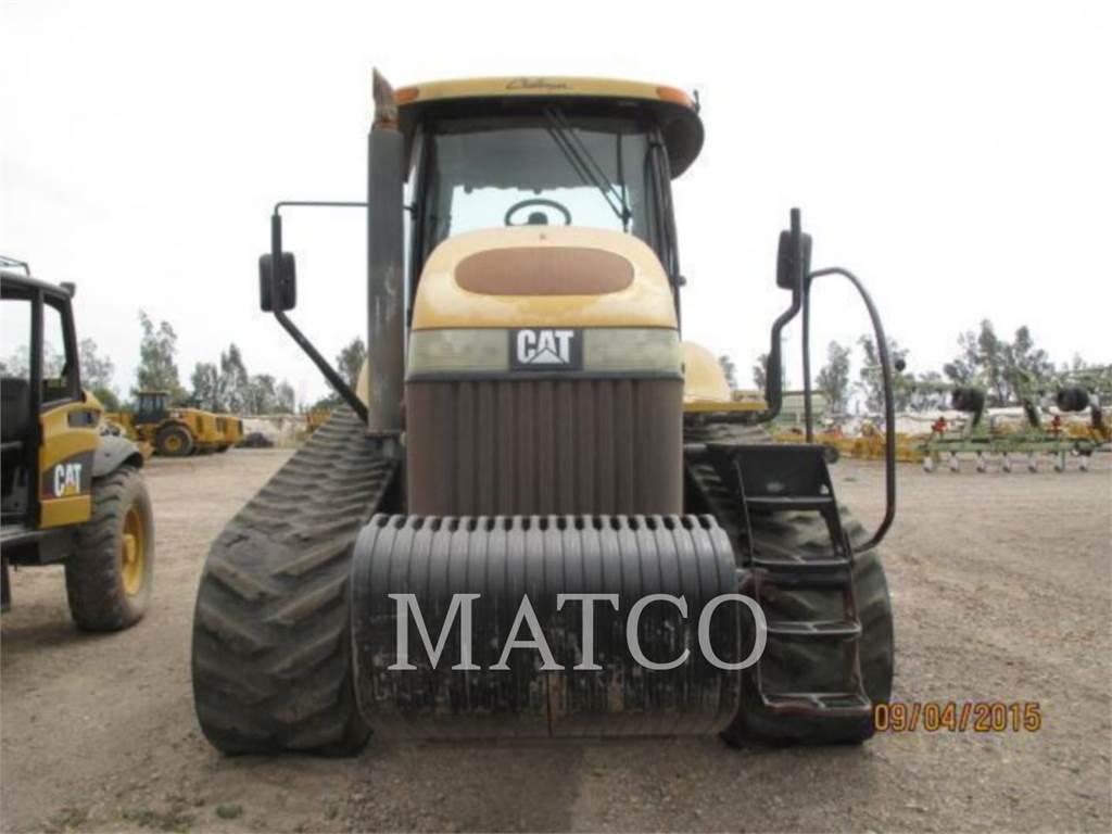 Challenger MT755B, ciągniki rolnicze, Maszyny rolnicze