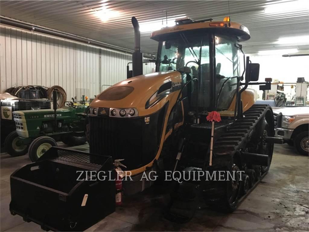 Challenger MT755C、農業用トラクタ、農業