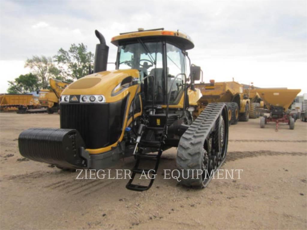 Challenger MT755D, trattori agricoli, Agricoltura