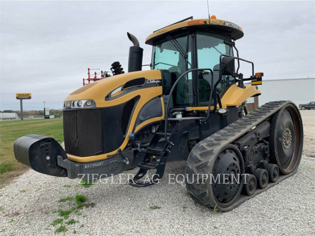 Challenger MT755D, tractors, Agriculture