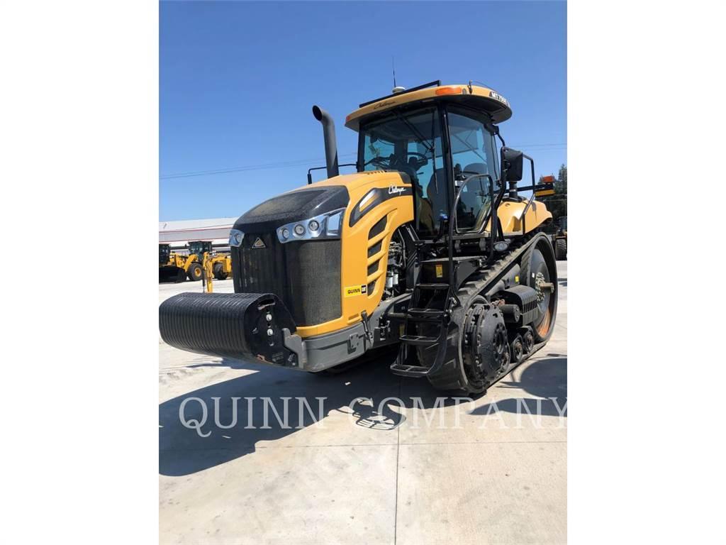 Challenger MT755E, tracteurs agricoles, Agricole