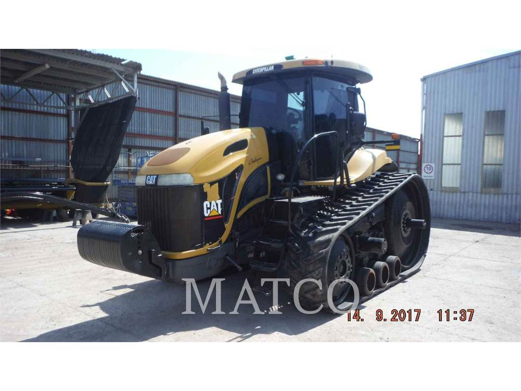 Challenger MT765, tractors, Agriculture