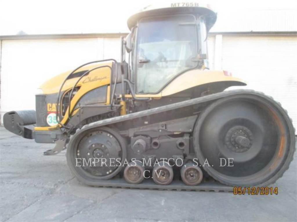 Challenger MT765B, tractors, Agriculture