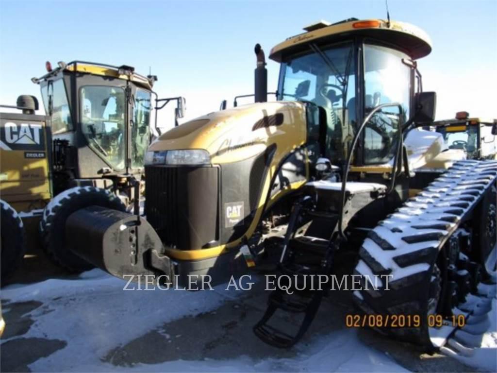 Challenger MT765B, tractoare agricole, Agricultură