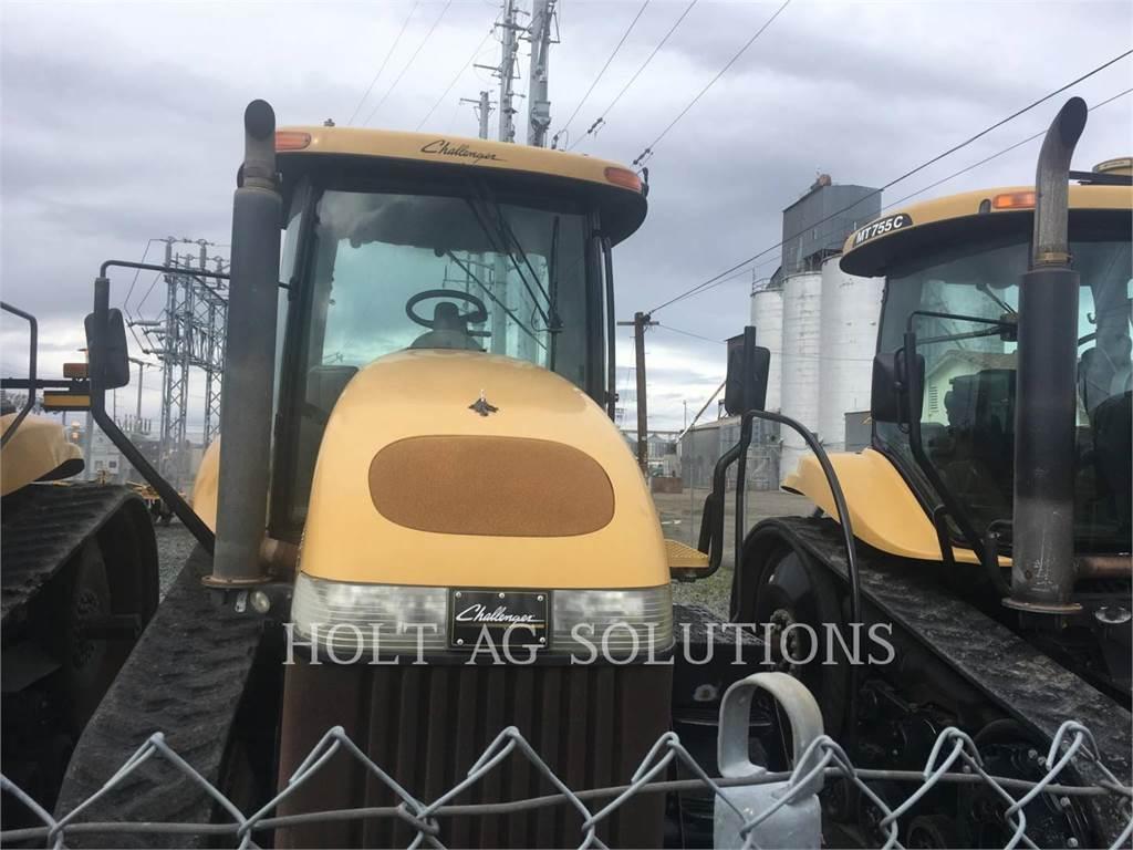 Challenger MT765B, с/х тракторы, Сельское хозяйство