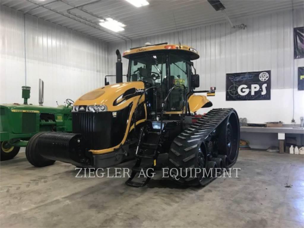 Challenger MT765C, tractoare agricole, Agricultură