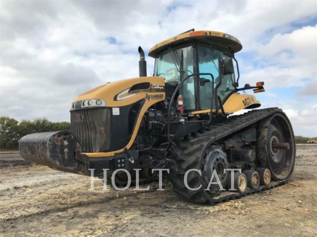 Challenger MT765C, trattori agricoli, Agricoltura