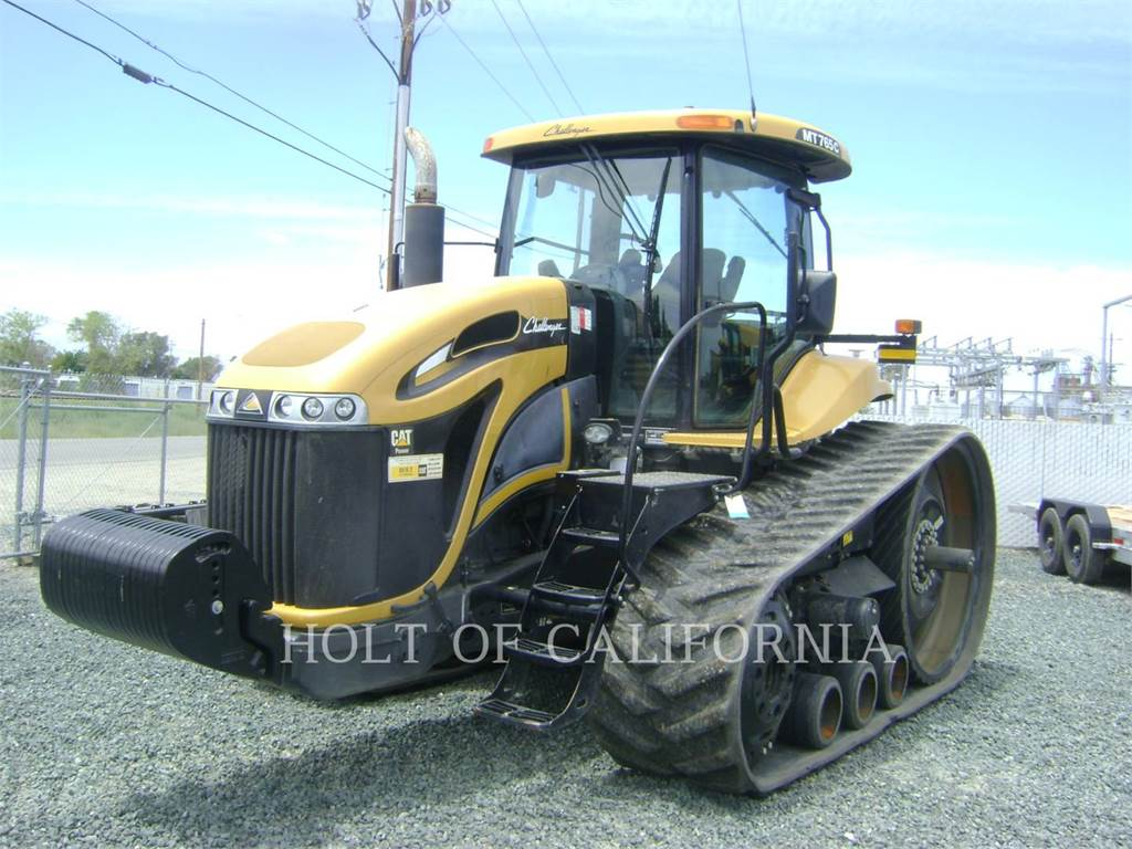 Challenger MT765C GT10719, ciągniki rolnicze, Maszyny rolnicze