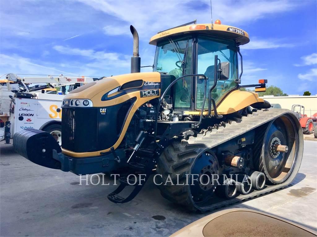 Challenger MT765C GT10817, tractors, Agriculture