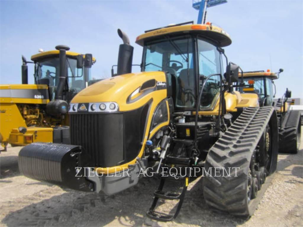 Challenger MT765D, trattori agricoli, Agricoltura