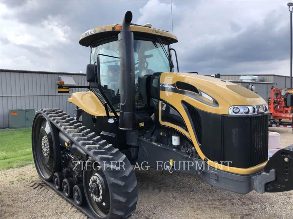Challenger MT765D, landwirtschaftstraktoren, Landmaschinen