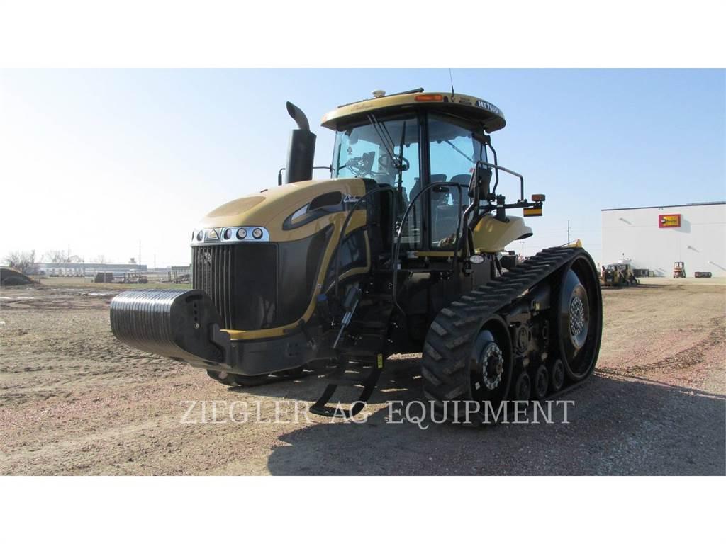 Challenger MT765D, tractoare agricole, Agricultură