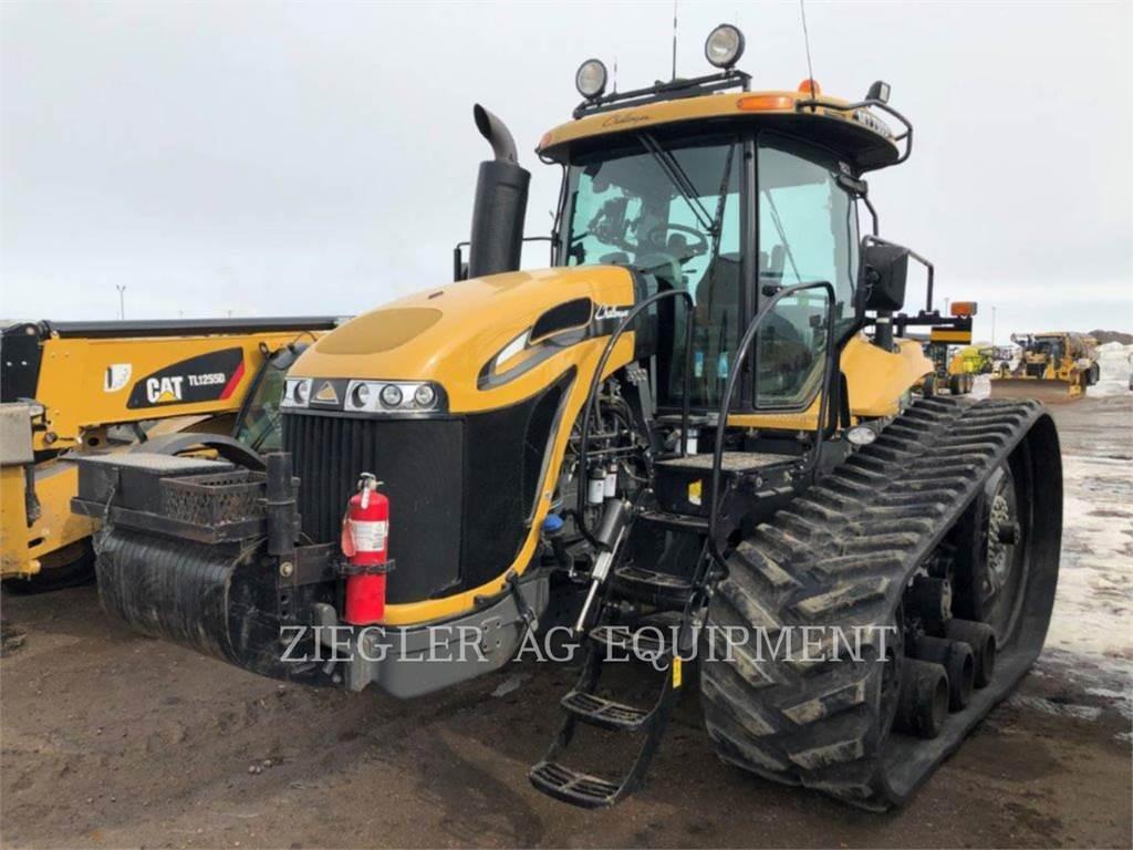 Challenger MT765D, agrarische tractoren, Landbouwmachines