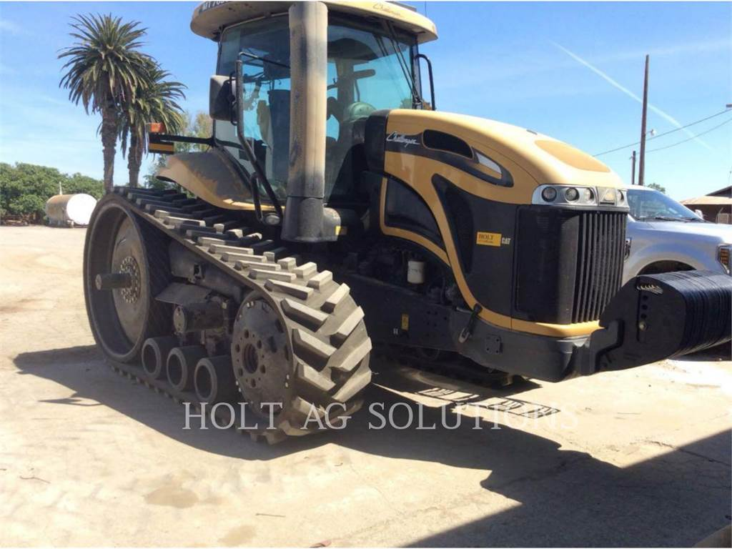 Challenger MT765D, ciągniki rolnicze, Maszyny rolnicze