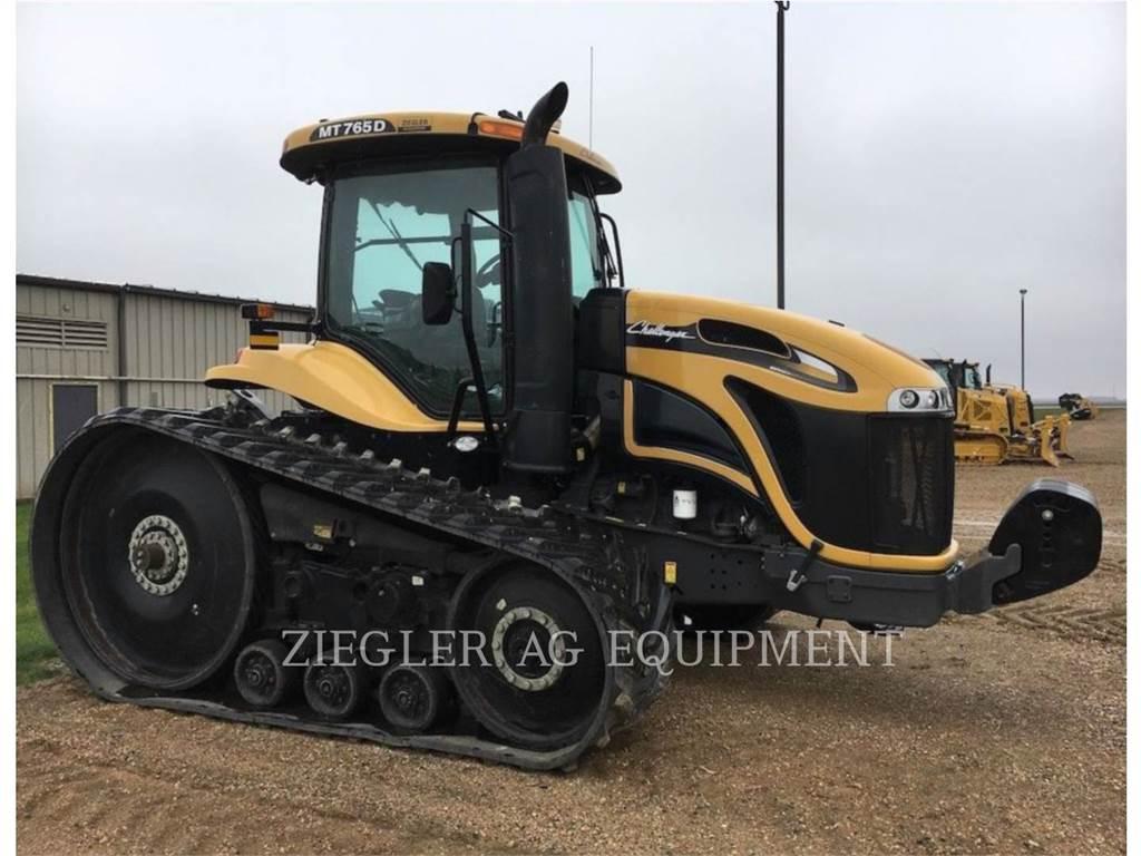 Challenger MT765D, tractors, Agriculture