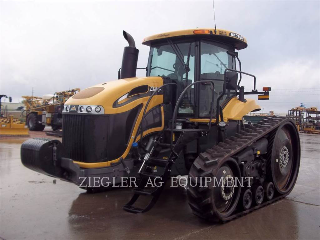 Challenger MT765D, tratores agrícolas, Agricultura