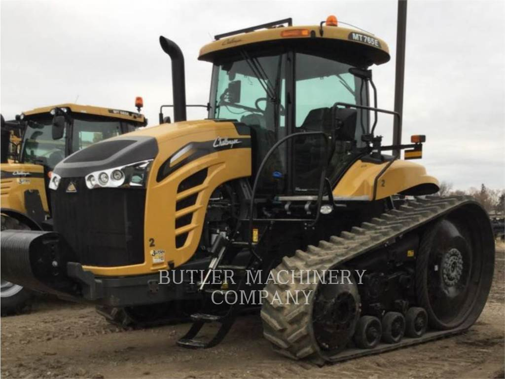 Challenger MT765E, trattori agricoli, Agricoltura