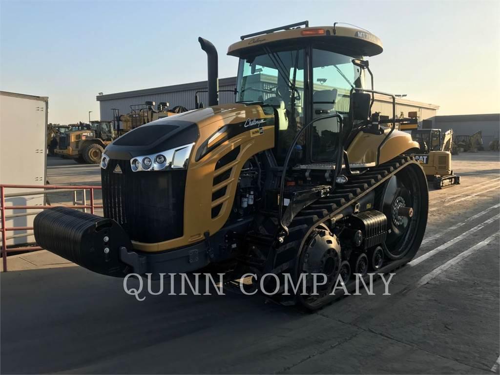 Challenger MT765E, tractoare agricole, Agricultură