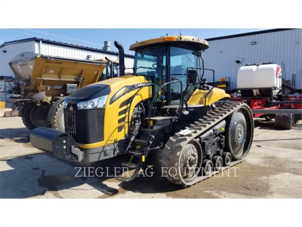 Challenger MT765E, tracteurs agricoles, Agricole