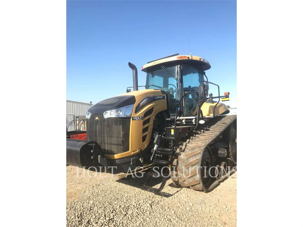 Challenger MT765E, tratores agrícolas, Agricultura