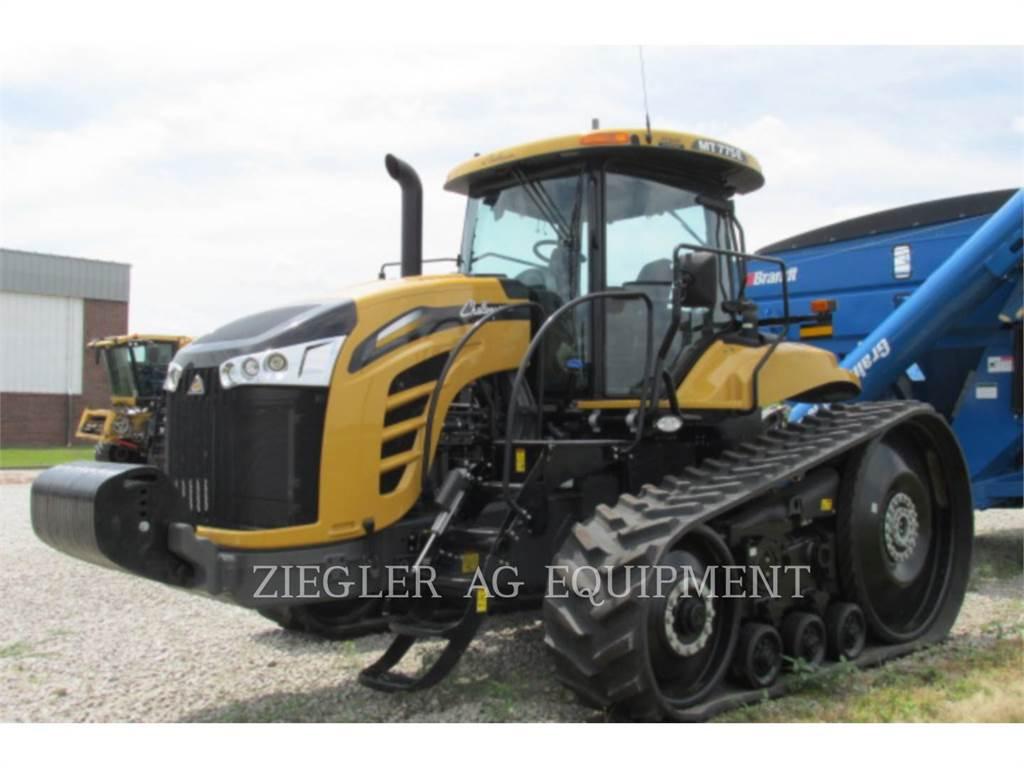 Challenger MT775E, ciągniki rolnicze, Maszyny rolnicze